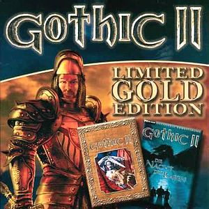 Саундтрек/Soundtrack Gothic II: Limited Edition