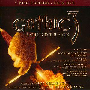 Саундтрек/Soundtrack Gothic 3 | Kai Rosenkranz (2006) Готика 3 | Кай Розенкранц