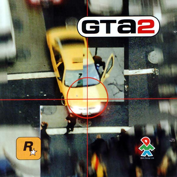 Саундтрек/Soundtrack Grand Theft Auto 2 (GTA 2)