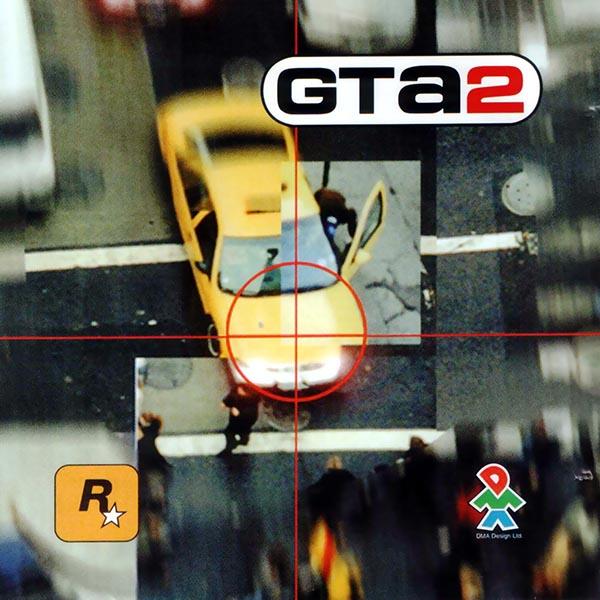 Саундтрек/Soundtrack Grand Theft Auto 2 (GTA 2)