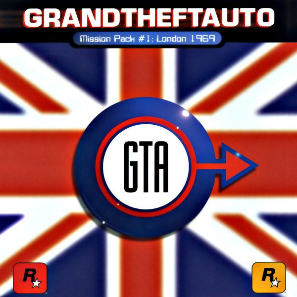 Саундтрек/Soundtrack Grand Theft Auto: London, 1969 [Game CD Rip] | Riz Ortolani, Francesco De Masi, Alessandro Alessandroni, Piero Umiliani, Gianfranco Reverberi (1999) [Рип диска] | Риц Ортолани, Франческо Де Маси, Алессандро Алессандрони, Пьеро Умилиани, Джанфранко Ревербери