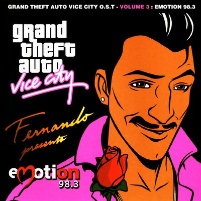 Саундтрек/Soundtrack Grand-Theft-Auto-Vice-City-Emotion-98.3