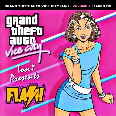 Саундтрек/Soundtrack Grand-Theft-Auto-Vice-City-Flash-FM