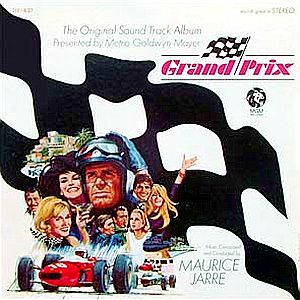Саундтрек/Soundtrack Grand Prix