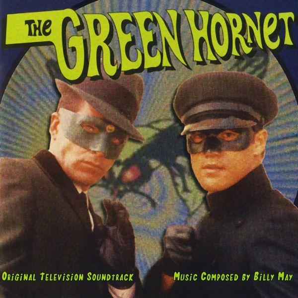 Саундтрек/Soundtrack Soundtrack | Green Hornet, The (TV Series) | Billy May (1966) | Зеленый Шершень (Сериал) | Билли Мэй
