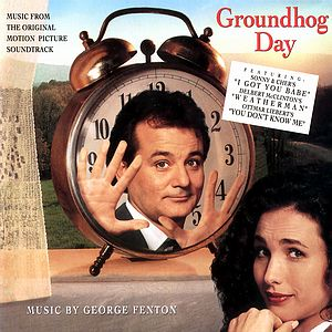 Саундтрек/Soundtrack Groundhog Day | George Fenton (1993) День сурка | Джордж Фентон