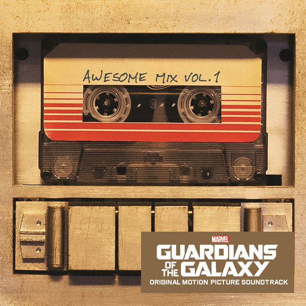 Саундтрек/Soundtrack Guardians of the Galaxy | Various Artists (2014) Разные исполнители | Стражи Галактики