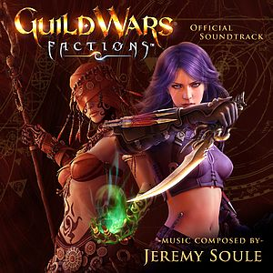 Саундтрек/Soundtrack Guild Wars: Factions