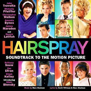 Саундтрек/Soundtrack к Hairspray