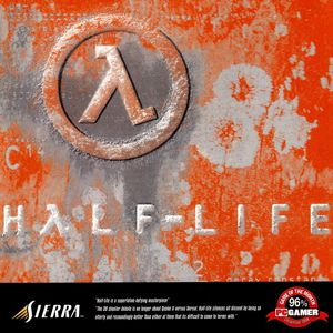 Саундтрек/Soundtrack Half-Life (Unofficial) | Kelly Bailey (1998) Half-Life | Келли Бэйли