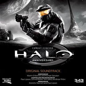 Саундтрек/Soundtrack Halo: Combat Evolved Anniversary | Martin O'Donnell, Michael Salvatori (2011) Мартин О'Доннелл, Майкл Сальватори
