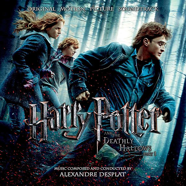 Саундтрек/Soundtrack Harry Potter and the Deathly Hallows: Part 1 | Alexandre Desplat (2010)  Гарри Поттер и Дары смерти: Часть I  | Александр Деспла