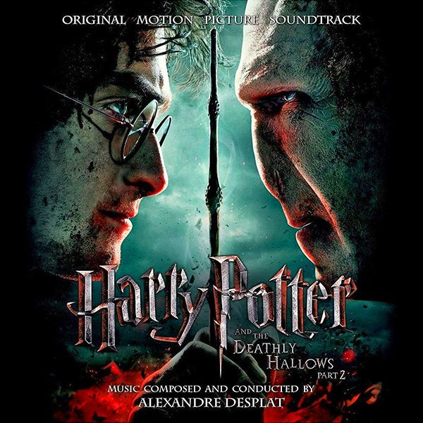 Саундтрек/Soundtrack Harry Potter and the Deathly Hallows: Part 2 | Alexandre Desplat (2011) | Гарри Поттер и Дары смерти: Часть 2