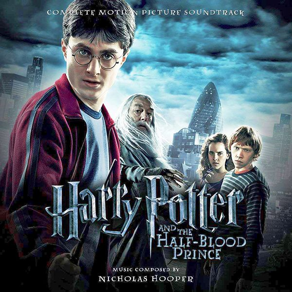 Саундтрек/Soundtrack Harry Potter and the Half-Blood Prince | Nicholas Hooper (2009) Гарри Поттер и Принц-полукровка | Николас Хупер