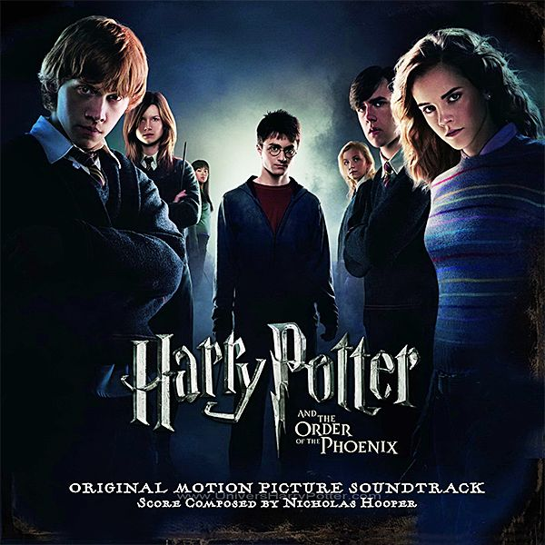Саундтрек/Soundtrack Harry Potter and the Order of the Phoenix
