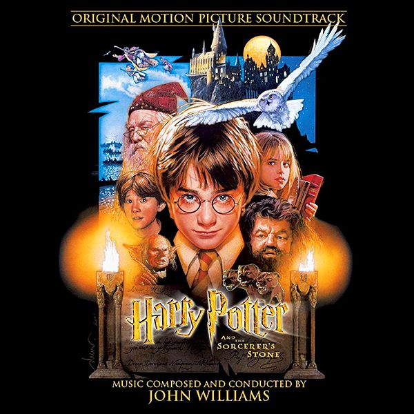 Саундтрек/Soundtrack Harry Potter and the Sorcerer's Stone