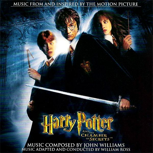 Саундтрек/Soundtrack Harry Potter and the Chamber of Secrets