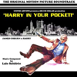 Саундтрек/Soundtrack Harry in Your Pocket