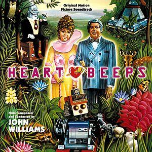 Саундтрек/Soundtrack Heartbeeps | John Williams (1981) Побег роботов | Джон Уильямс