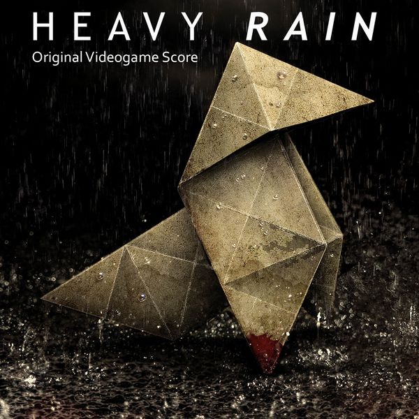 Саундтрек/Soundtrack Heavy Rain (iTunes release) | Normand Corbeil (2010) Heavy Rain | Норман Корбей