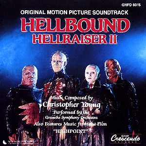 Саундтрек/Soundtrack Hellbound Hellraiser II And Highpoint