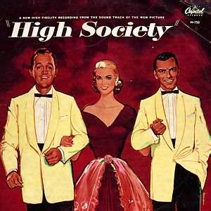 Саундтрек/Soundtrack High Society