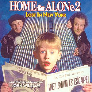 Саундтрек/Soundtrack Home Alone 2