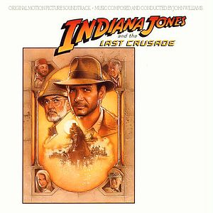 Саундтрек/Soundtrack Indiana Jones And The Last Crusade