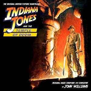Саундтрек/Soundtrack Indiana Jones and the Temple of Doom