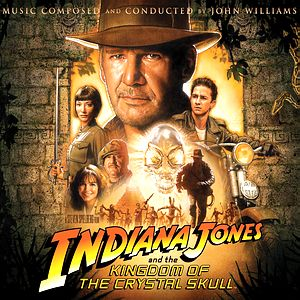 Саундтрек/Soundtrack Indiana Jones and the Kingdom of the Crystal Skull