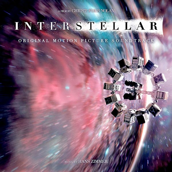 Саундтрек/Soundtrack Interstellar (Deluxe Version) [iTunes album release] | Hans Zimmer (2014) Интерстеллар (iTunes Релиз) | Ганс Цимер