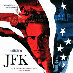 Саундтрек/Soundtrack JFK | John Williams (1991)  Саундтрек | Джон Ф. Кеннеди: Выстрелы в Далласе | Джон Уильямс