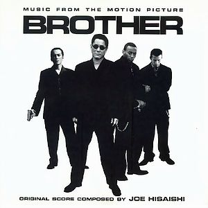 Саундтрек/Soundtrack Brother | Joe Hisaishi (2000) Джо Хисаиши | Брат якудзы