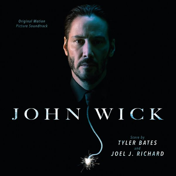 Саундтрек/Soundtrack John Wick | Tyler Bates, Joel J. Richard (2014) Джон Уик | Тайлер Бэйтс, Джоэл Дж. Ричард