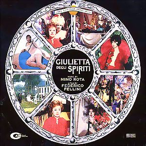 Саундтрек/Soundtrack  Juliet of the Spirits (Giulietta Degli Spiriti)