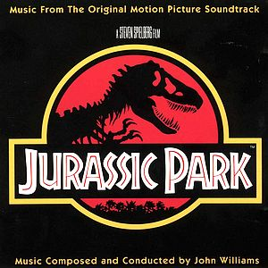 Саундтрек/Soundtrack  Jurassic Park (1993) Парк Юрского периода