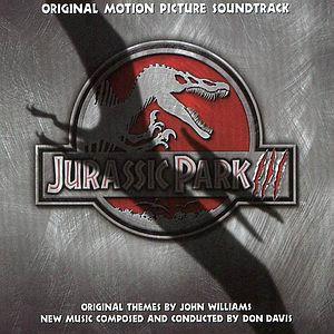 Саундтрек/Soundtrack Jurassic Park III (2001) Парк Юрского периода 3