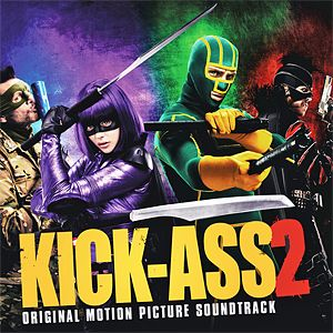 Саундтрек/Soundtrack Kick-Ass 2 (2013)  Пипец 2