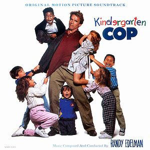 Саундтрек/Soundtrack Kindergarten Cop | Randy Edelman (1990) Детсадовский полицейский | Рэнди Эдельман