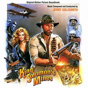 Саундтрек/Soundtrack King Solomon's Mines | Jerry Goldsmith (1985) Копи царя Соломона | Джерри Голдсмит