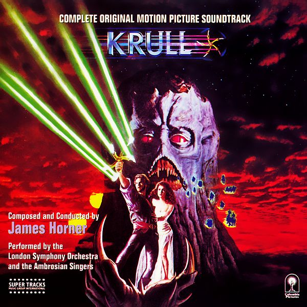 Саундтрек/Soundtrack Krull