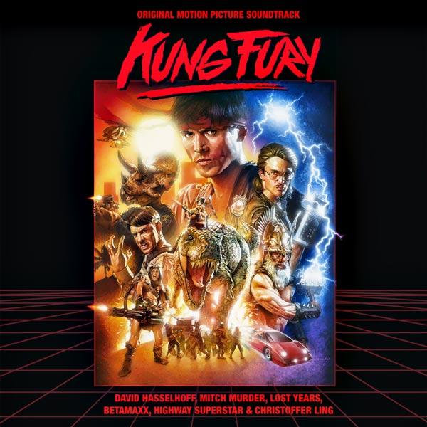 Саундтрек/Soundtrack Kung Fury | Various Artists (2015) Кунг Фьюри | Разные исполнители