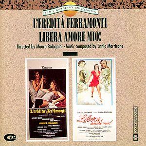 Саундтрек/Soundtrack L'eredità Ferramonti (The Inheritance), Libera, amore mio... (Libera, My Love) Ennio Morricone (1975, 1976) Саундтрек | Наследство Феррамонте, Либера, Любовь Моя | Эннио Морриконе