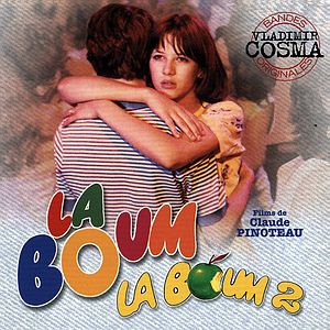 Саундтрек/Soundtrack La Boum & La Boum 2 | Vladimir Cosma (1980, 1982) Бум и Бум 2 | Владимир Косма