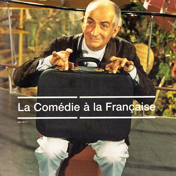 Саундтрек/Soundtrack La comédie à la française (French film comedies) Французские комедии