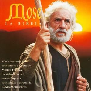 Саундтрек/Soundtrack Moses (La Bibbia, Mose) | Ennio Morricone, Marco Frisina Саундтрек | Моисей | Эннио Морриконе, Марко Фризина (1995)