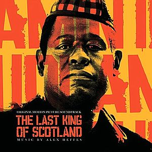 Саундтрек/Soundtrack к The Last King of Scotland