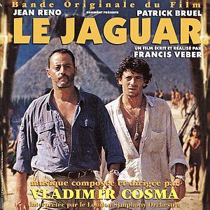 Саундтрек/Soundtrack Le jaguar   Vladimir Cosma (1996) Ягуар   Владимир Косма