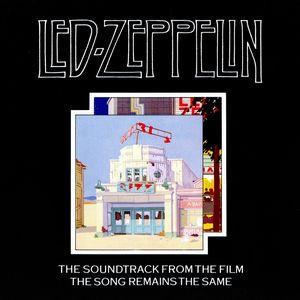 Саундтрек/Soundtrack Led Zeppelin: The Song Remains the Same | Jimmy Page, John Paul Jones, Robert Plant (1976) Саундтрек | Лед Зеппелин: Песня остается прежней | Джимми Пейдж, Джон Пол Джонс, Роберт Плант