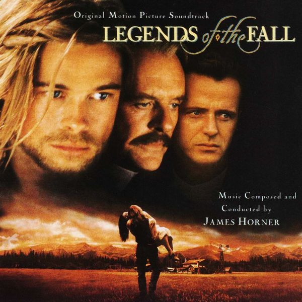 Саундтрек/Soundtrack Legends of the Fall | James Horner (1994) Легенды осени | Джеймс Хорнер